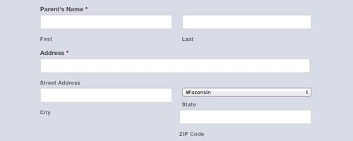 Forms - Web Applications from Satellite Six in Eau Claire, WI