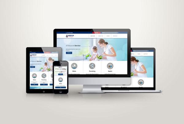Service First Web Design