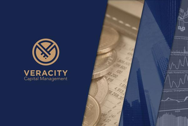 Veracity Capital Management Logo Design