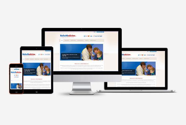 ReforMedicine Website