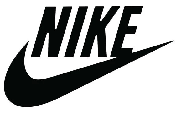 Nike logo is an example of a lasting logo design
