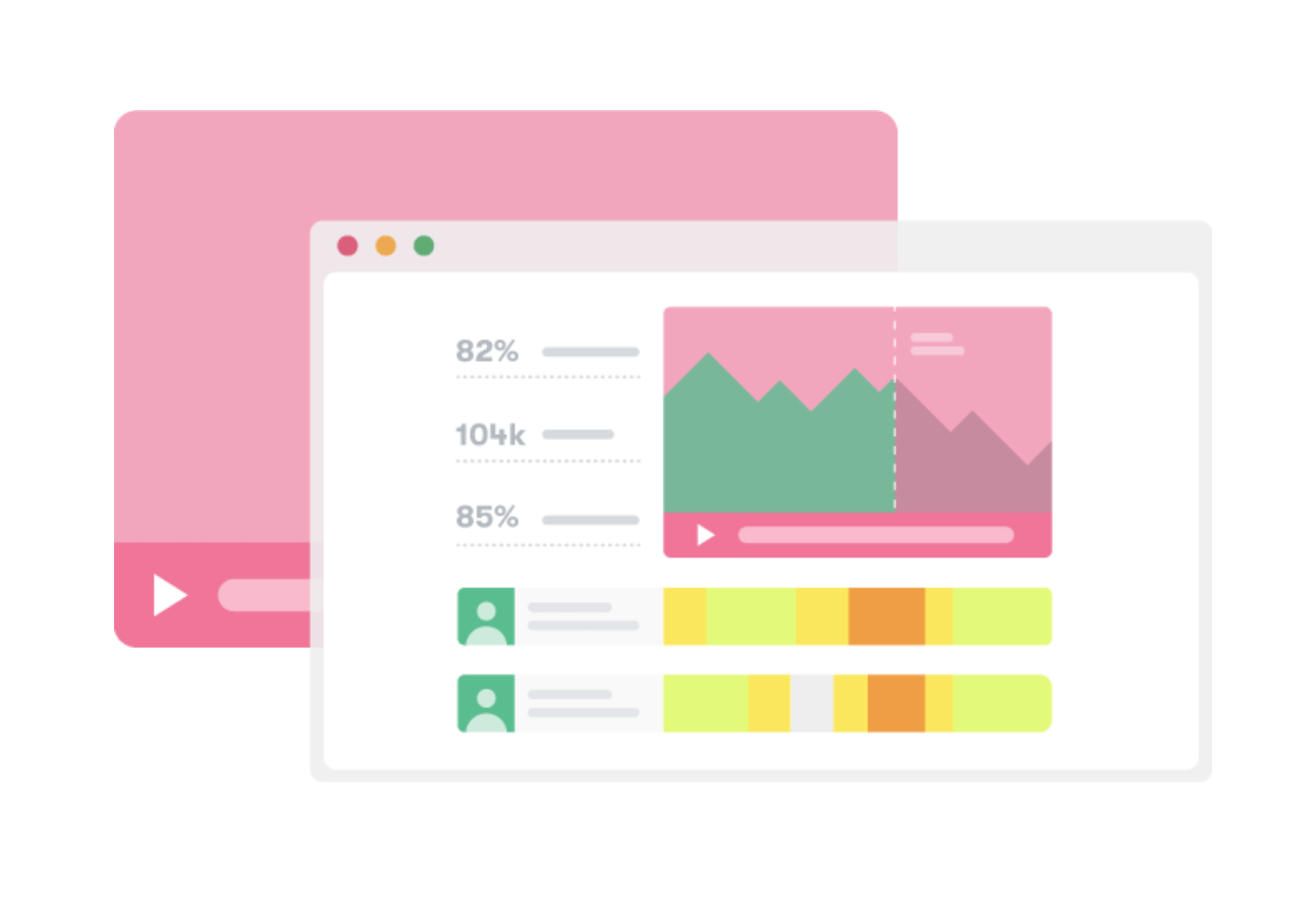 Wistia video analytics