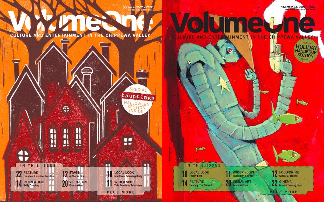 Volume One magazine